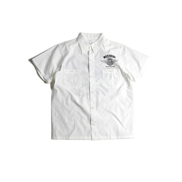 MAY CLUB 7TH ANNIVERSARY SHIRTS - WHITE