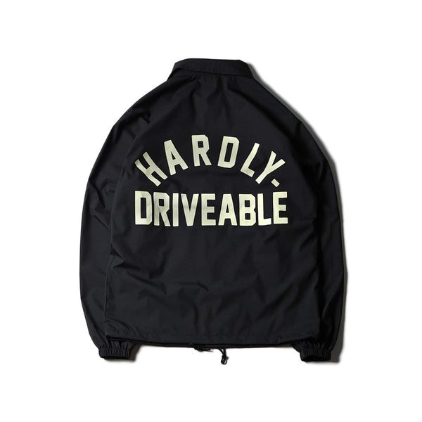 May club -【HARDLY-DRIVEABLE】GORE-TEX WINDSTOPPER COACH JACKET