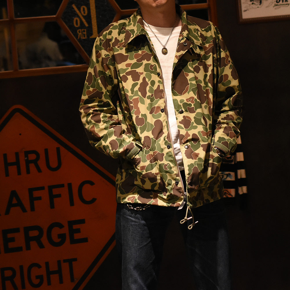 May club -【WESTRIDE】CYCLE WINDBREAKER - CAMO