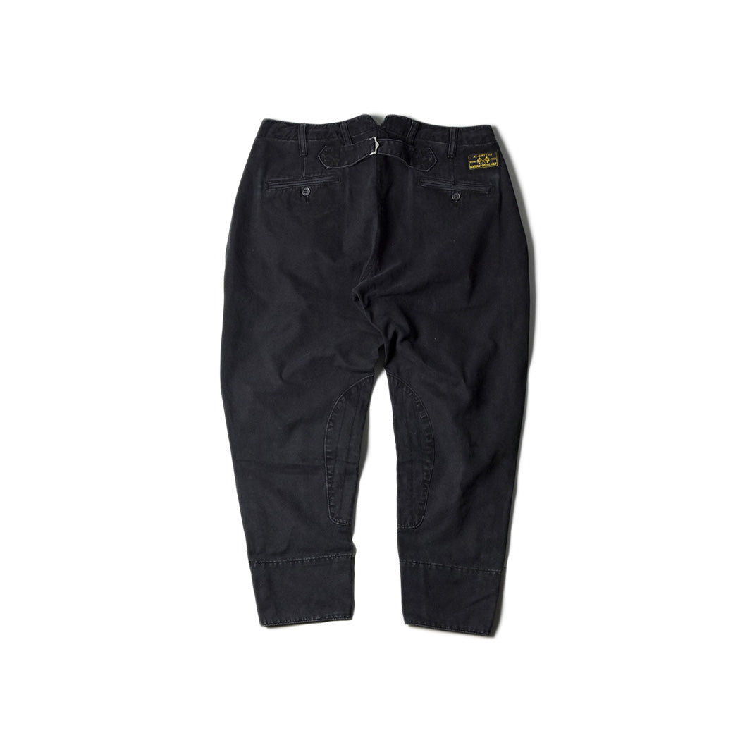LIGHT JODHPURS PANTS - BLACK
