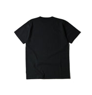 May club -【Addict Clothes】AD-CSP-04 CHECKER ACVM POCKET TEE - BLACK