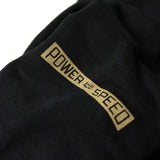 May club -【WESTRIDE】HEAVY WEIGHT FULL ZIP STAND - CATHERINE (BLACK)