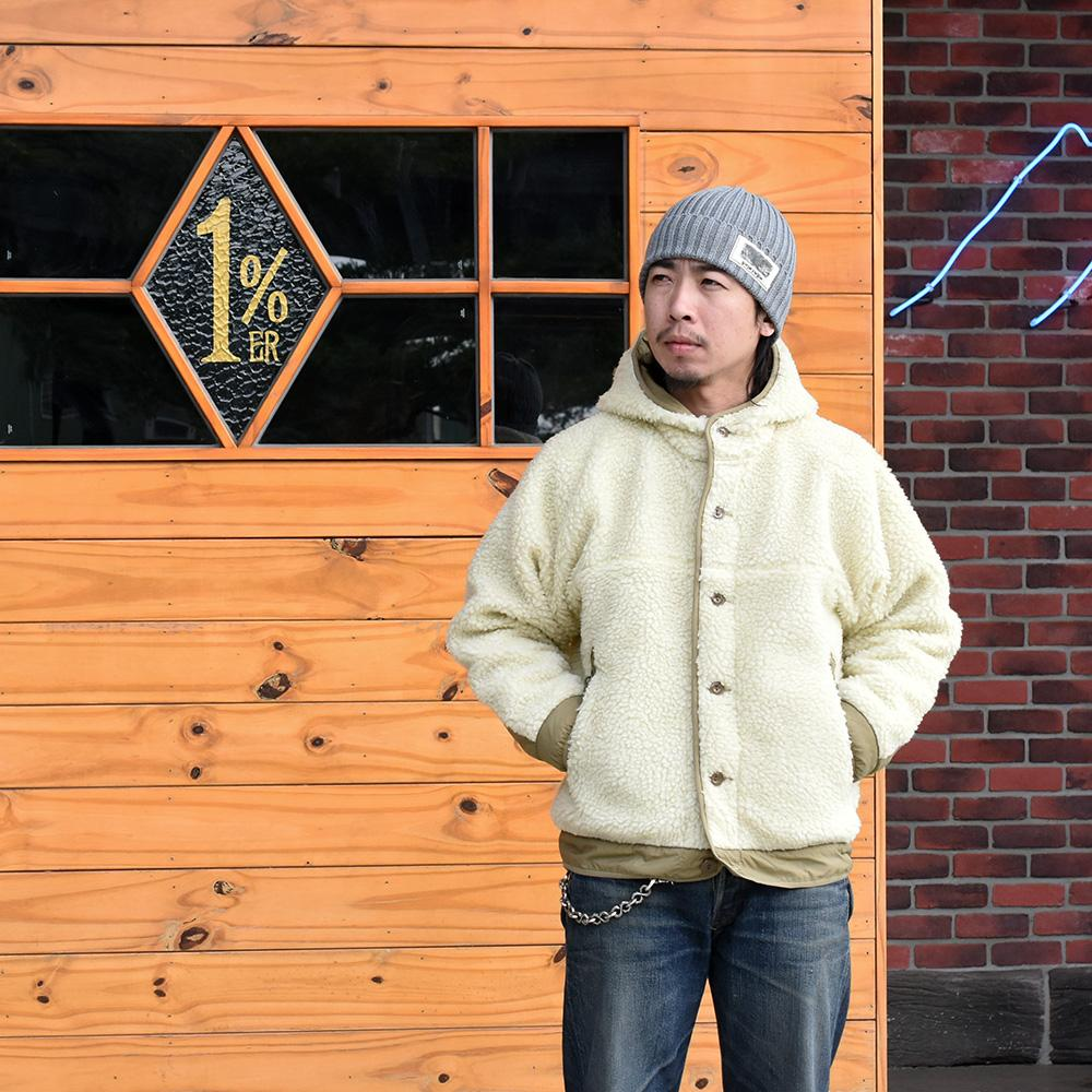 May club -【WESTRIDE】WATCH CAP - WHITE LABEL
