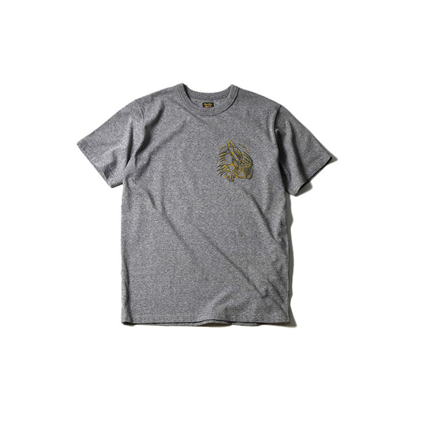 "May club -【WESTRIDE】""EHAWEE"" TEE - GREY"