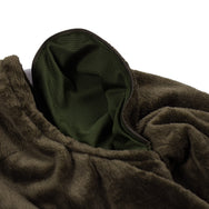 May club -【WESTRIDE】DETACHABLE TYROLEAN FLEECE - OLIVE