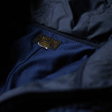 May club -【WESTRIDE】PILE HOODIE - NAVY / NAVY