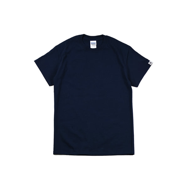 MAY CLUB x C.T.M SKULL TEE - NAVY