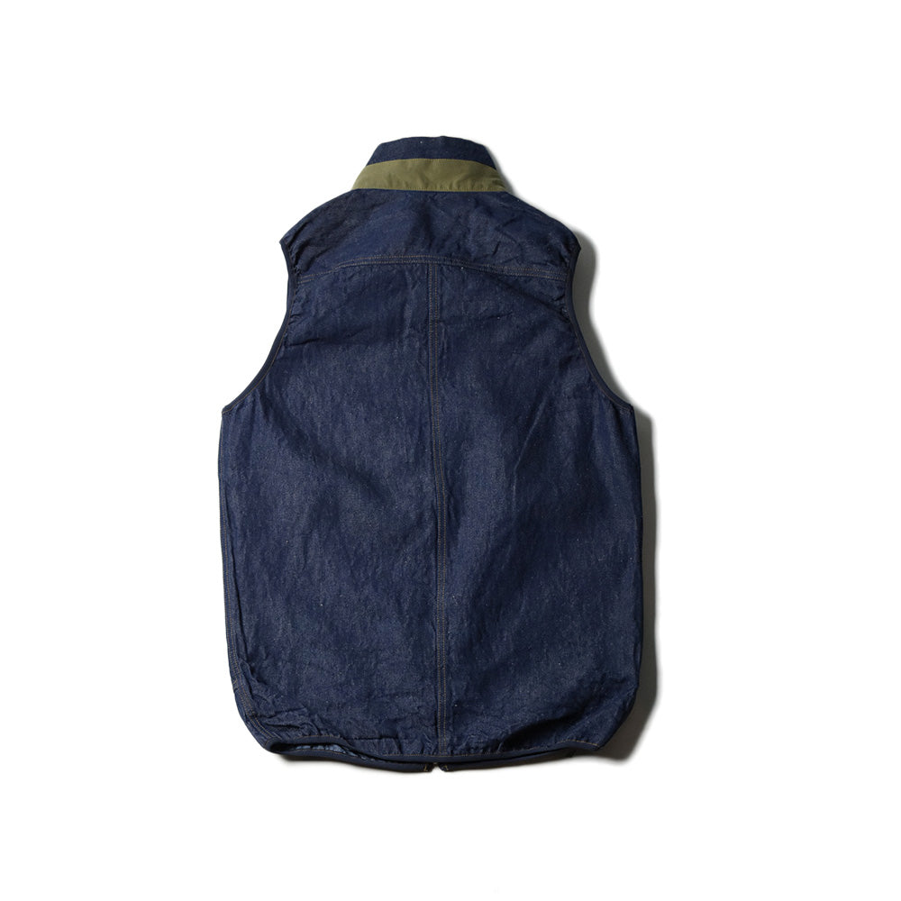 May club -【WESTRIDE】CYCLE RETRO VEST - OLIVE