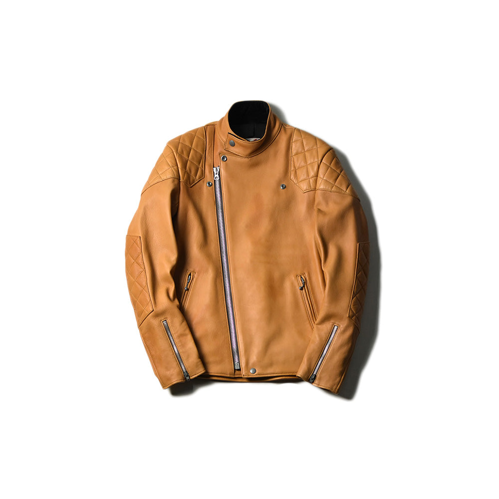 May club -【Addict Clothes】AD-04 Sheepskin Resistance Jacket - Mustard
