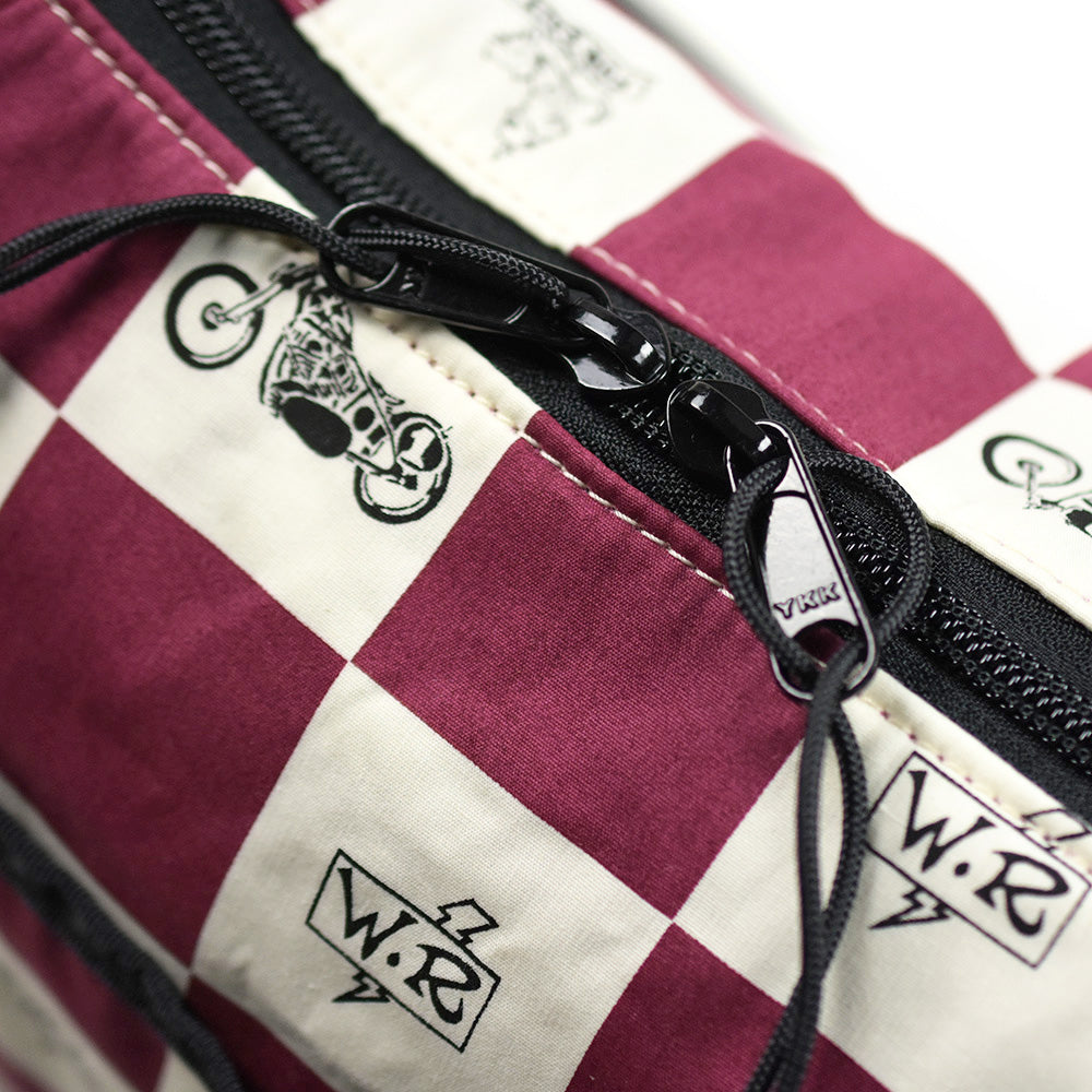 May club -【WESTRIDE】CHECKER SHOULDER BAG