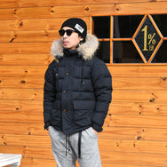 May club -【WESTRIDE】ALASKAN JACKET - CHCL