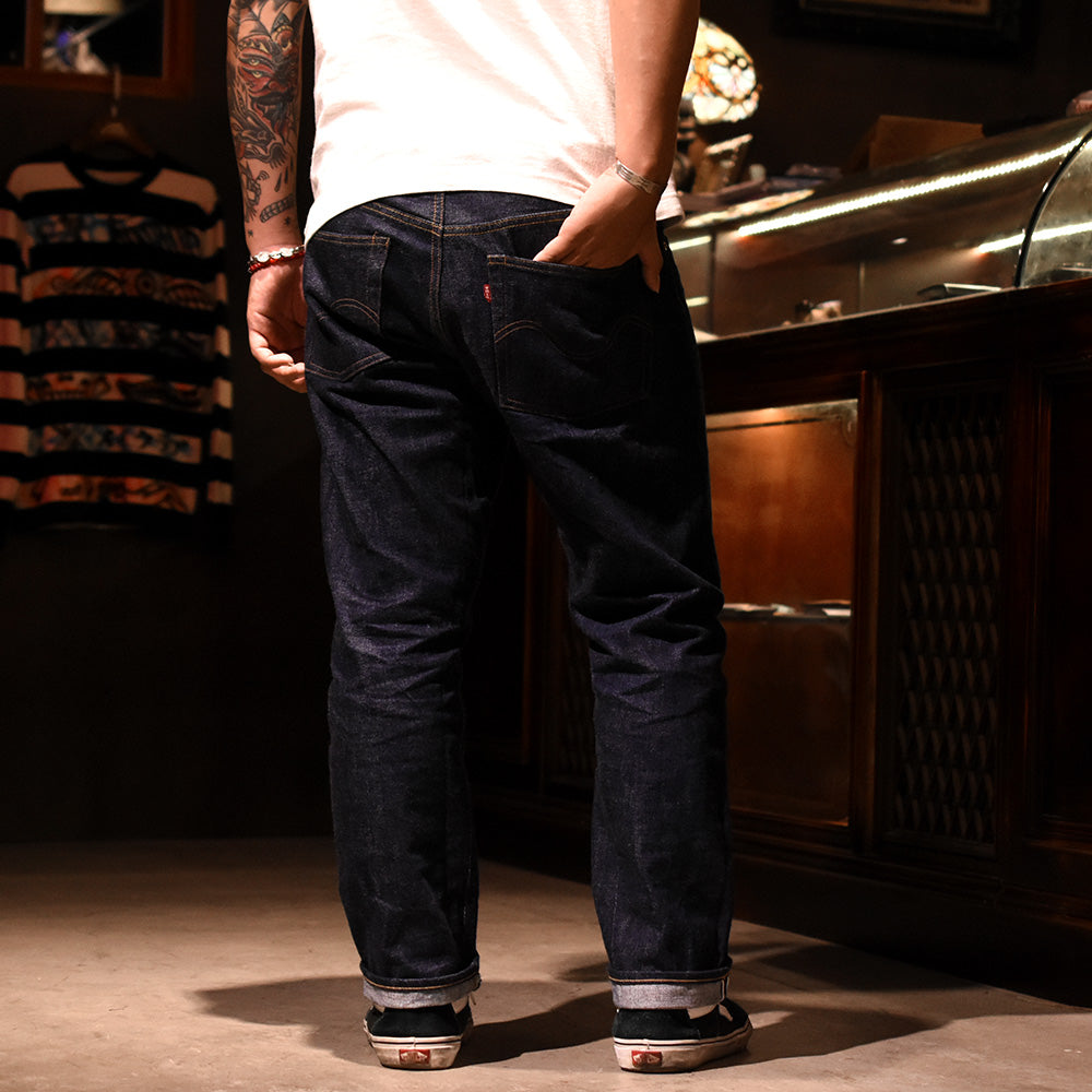 May club -【WESTRIDE】1965ET TAPERED DENIM