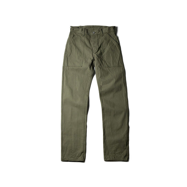 CYCLE UTILITY PANTS - OLIVE