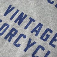 May club -【Addict Clothes】ACV-CSP00 ACVM POCKET TEE - LIGHT GREY
