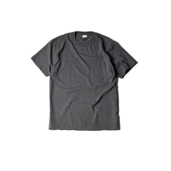May club -【Addict Clothes】ACV-CSP00 ACVM POCKET TEE - CHARCOAL