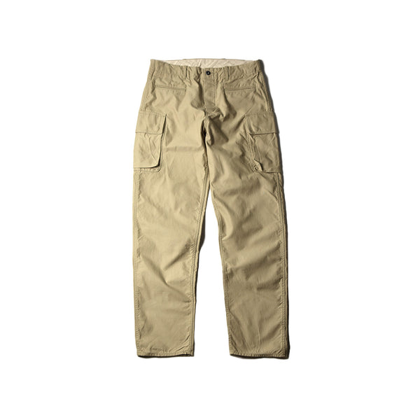 May club -【WESTRIDE】CYCLE CARGO PANTS - TAN