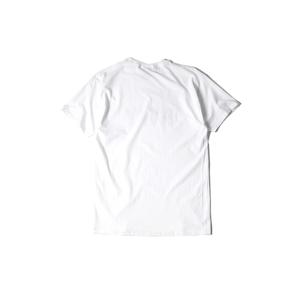 May club -【HWY】ARMY TEE - WHITE