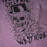 "May club -【WESTRIDE】""TRADITION CYCLE MFG"" TEE - WIST"
