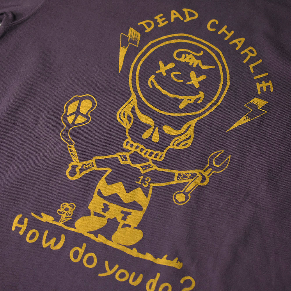 "May club -【WESTRIDE】""HOW DO YOU DO"" TEE - WIST"
