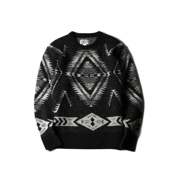 May club -【WESTRIDE】CHIEF KNIT