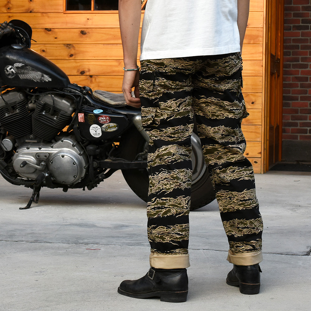 May club -【WESTRIDE】CYCLE CARGO PANTS - CAMO