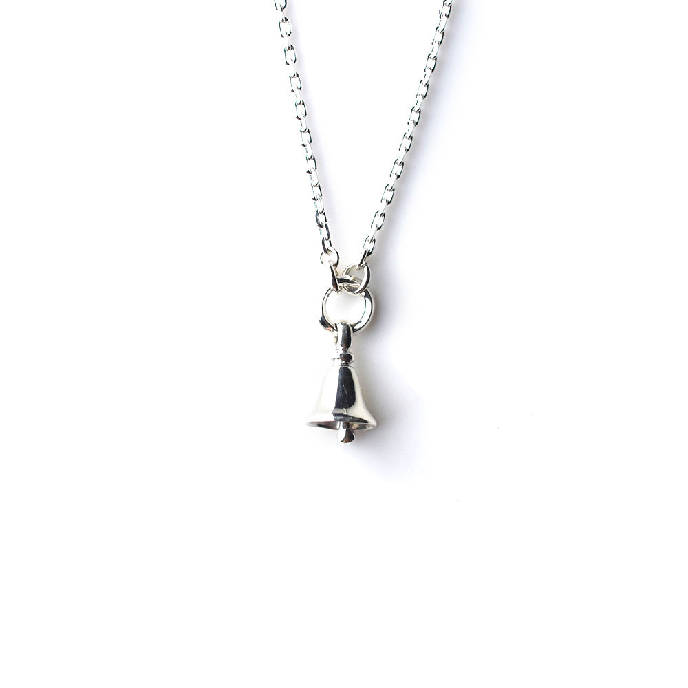 May club -【SHAFT SILVER WORKS】SN-027(XS) BELL NECKLACE