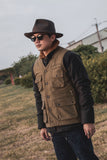 CYCLE DECK JACKET - CHCL