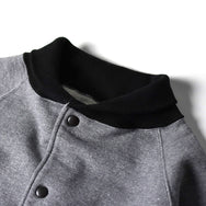HEAVY WEIGHT CAR COAT - H.GRY