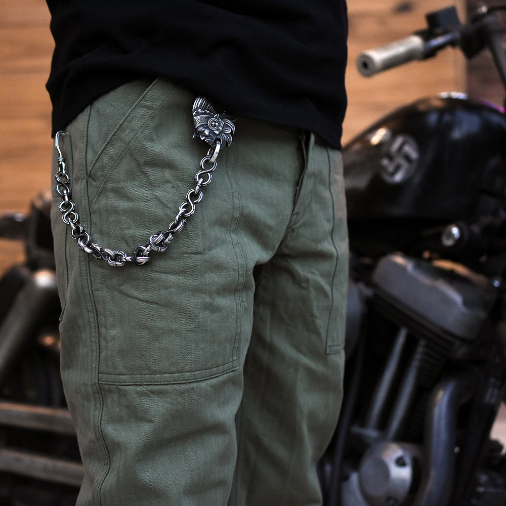 May club -【WESTRIDE】CYCLE UTILITY PANTS - OLIVE