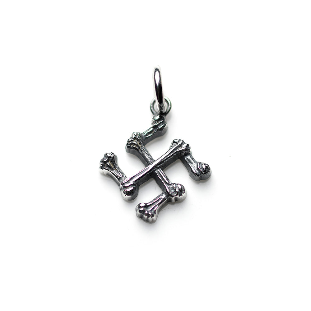 MAY CLUB x C.T.M x BLACKBOOTS - 6TH ANNIV SWASTIKA PENDANT (S)