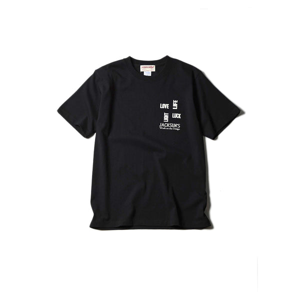 May club -【JACKSUN'S】JACKSUN'S 4L SS T-SHIRTS - BLACK