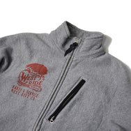 May club -【WESTRIDE】HEAVY WEIGHT FULLZIP STAND