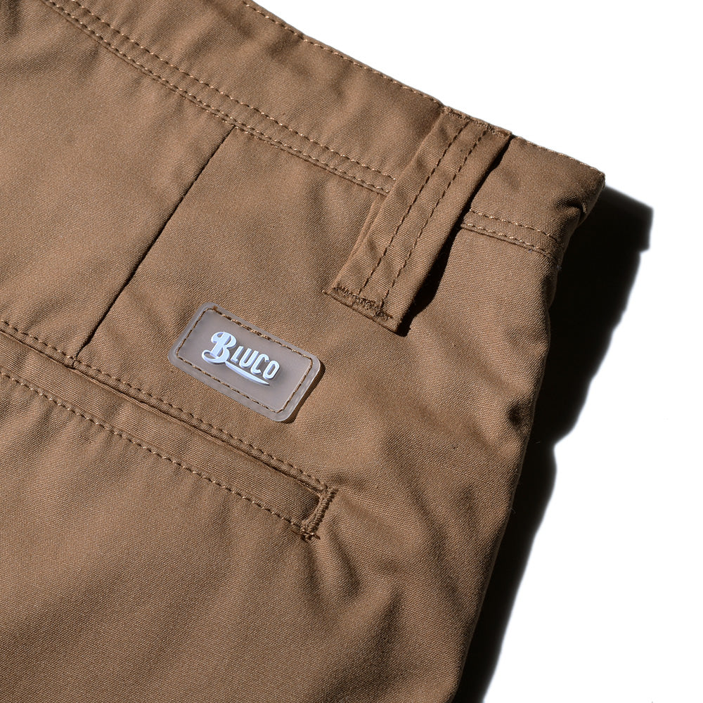 May club -【BLUCO】KNICKERS WORK PANTS (LIGHT) - CAMEL