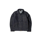 May club -【WESTRIDE】BULLSHIT JACKET - BLUE