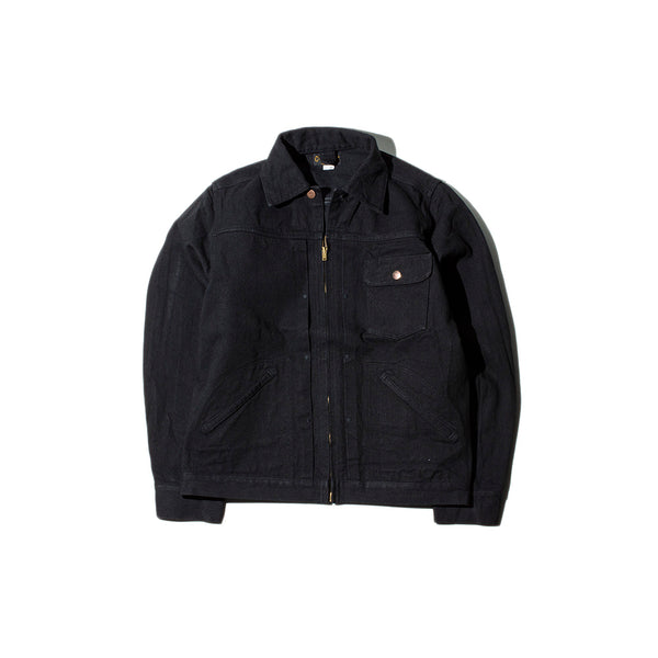 May club -【WESTRIDE】BULLSHIT JACKET - BLACK