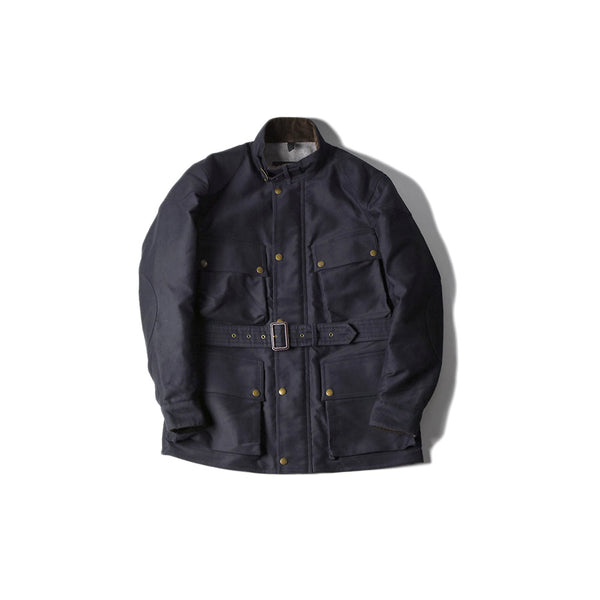 May club -【Addict Clothes】ACV-02 MILITARY BMC JACKET - NAVY
