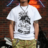 May club -【May club】MAY CLUB 6th ANNIVERSARY TEE by KNUCKLE