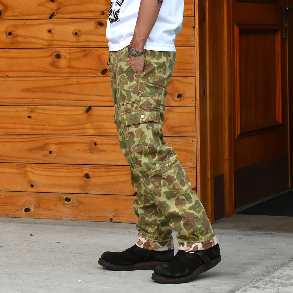 May club -【THE HIGHEST END】M-1942 DUCK HUNTER PANTS