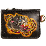COIN CASE - PANTHER SNAKE