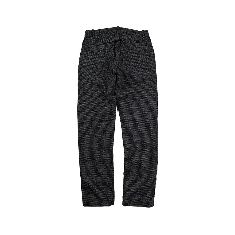 May club -【WESTRIDE】BEACH FLANNEL PANTS - BLK BEACH