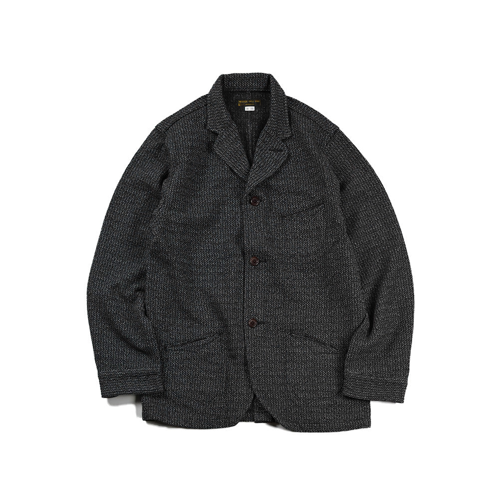 May club -【WESTRIDE】BEACH FLANNEL JACKET - BLK BEACH