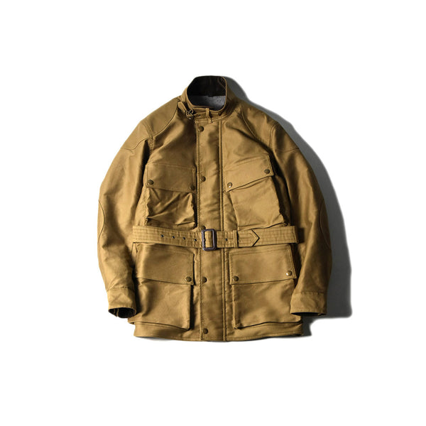 ACV-02 MILITARY BMC JACKET - BEIGE