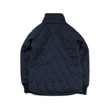 May club -【WESTRIDE】MID VENTILE JACKET - NAVY