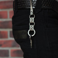 May club -【B.W.G JAPAN】B.W.G x CHOOKE KEY HOOK CHAIN