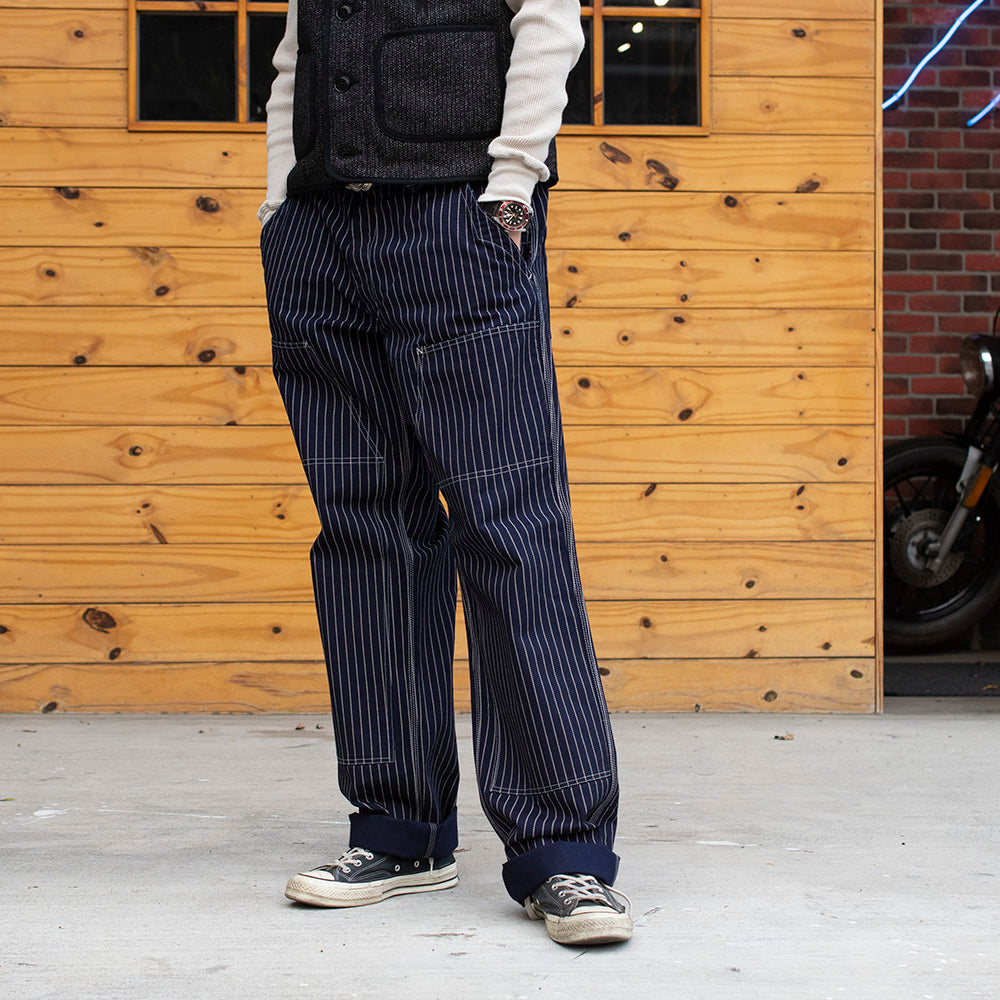 May club -【WESTRIDE】RELAX PADD PANTS - WABASH