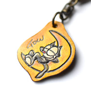 KEY TAG - FELIX THE CAT