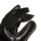 ACV-G01H RACING BOA GLOVES - BLACK HORSEHIDE