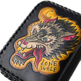 May club -【GDW Studio】Coin Purse - Lone Wolf
