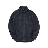 May club -【WESTRIDE】JACK SHIRTS - NAVY BEACH