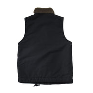 May club -【THE HIGHEST END】N-1 DECK VEST - BLACK